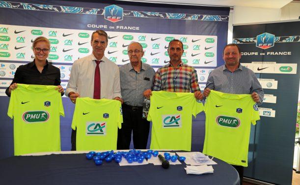 Photos tirage ligue de football d 39 occitanie - Coupe de france languedoc roussillon ...