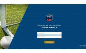 Comment Imprimer Une Feuille De Match Via Footclubs Ligue De