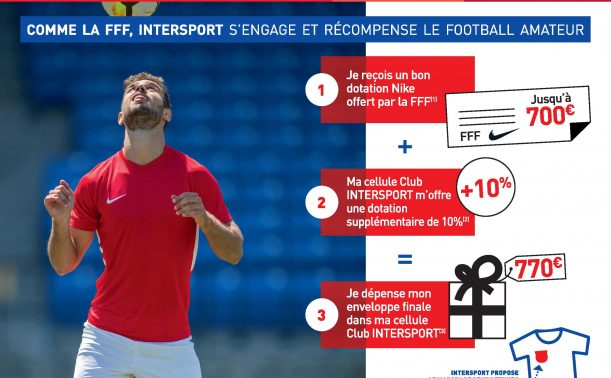 1e106bc39b Intersport : Opérations clubs amateurs de foot – LIGUE DE FOOTBALL D ...