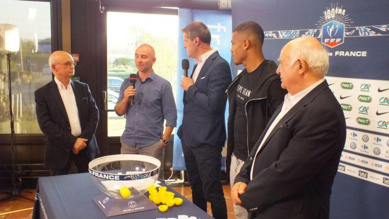 Coupe de france tirage du 6 me tour france 3 occitanie ligue de football d 39 occitanie - Coupe de france france 3 ...